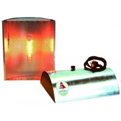 Lámpara de calor por Infrarrojos
