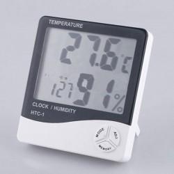 Termómetro higrómetro digital de precisión