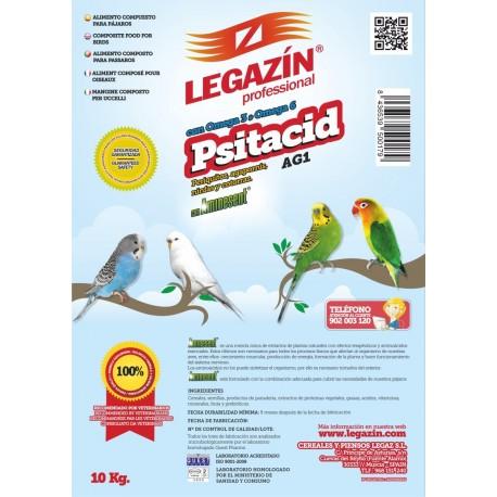 AG-1 PSITACID -Legazín-