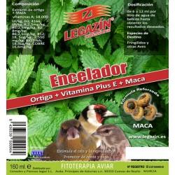 Encelador Ortiga+Vitamina E legazín