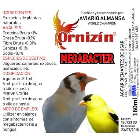 Megabacter Ornizín