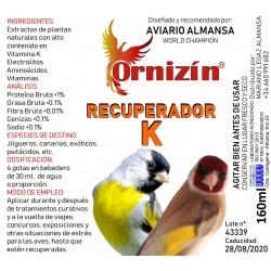 Recuperador K Ornizín