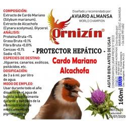 PROTECTOR HEPÁTICO ORNIZÍN