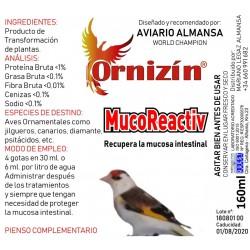 Muco Reactiv Ornizín