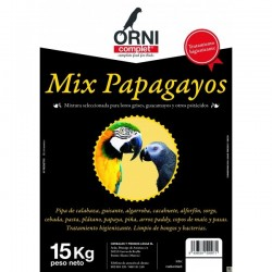 MIXTURA PAPAGAYOS -Legazín-
