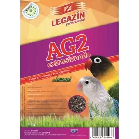 AG-2 Pienso extrusionado para Agapornis