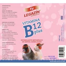 VITAMINA B12 PLUS