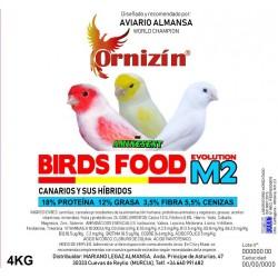 Birds Food M-2