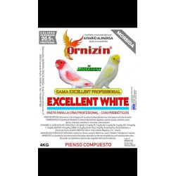 Excellent White Ornizín
