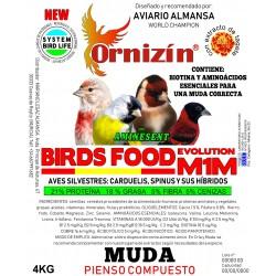 Ornizín Birds Food M1M