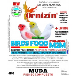 Ornizín Birds Food M2M