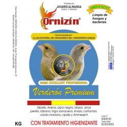 Mixtura Excellent Verderones Premium Ornizín