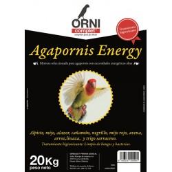 Mixtura Agapornis Energy (sin pipa)