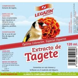 EXTRACTO DE TAGETE