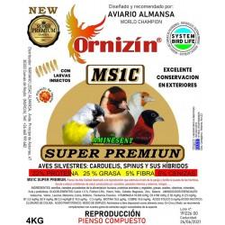 Ornizín MS1C - Super Premium