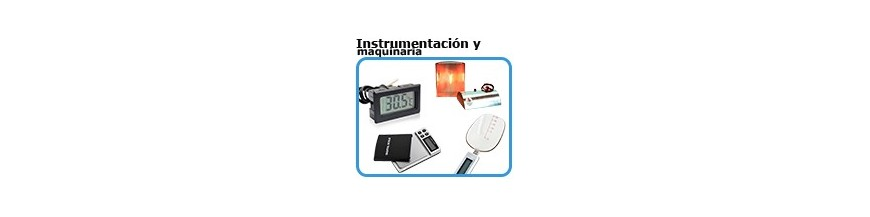 Instrumentación y Maquinaria